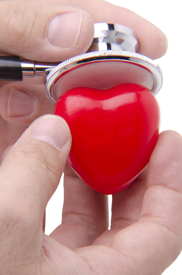 What are some of the tests for Heart diseases?