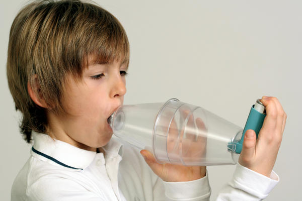 What is the symptom of asthma?