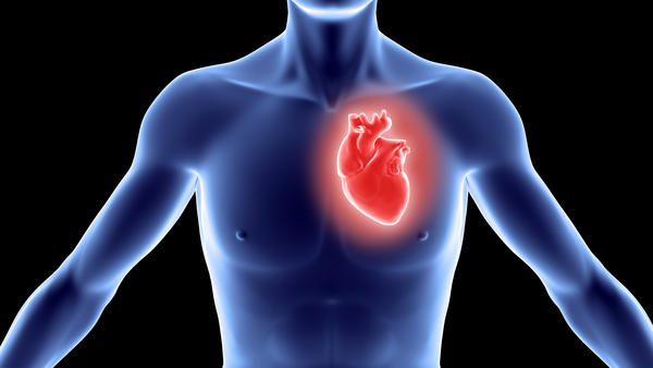 How can decreased cardiac output be caused by abnormal fluid volume?