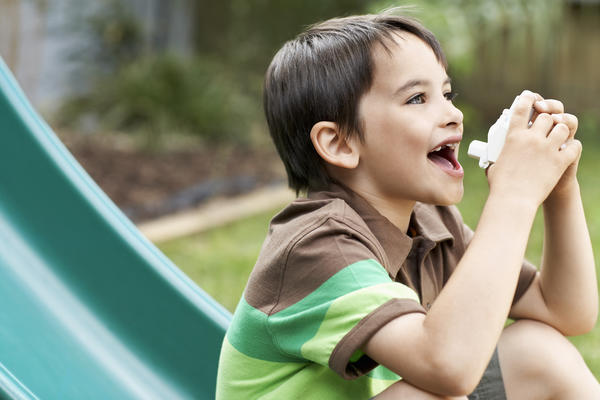 How bad does a child's asthma need to be in order to have Pulmicort respules used?