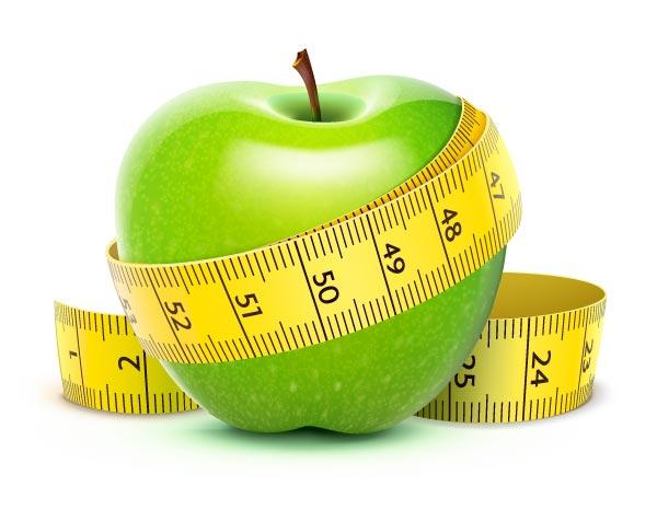 What is a realistic amount of weight to lose each month?