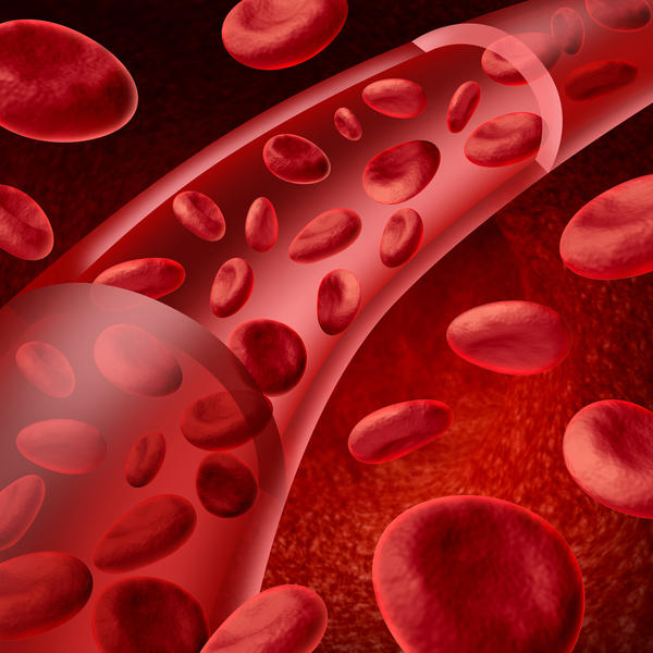 What causes blood clotting problems?