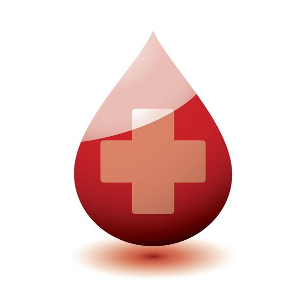 How do I access my blood test results from the hospital?