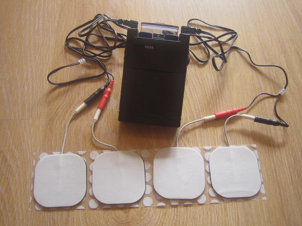 What is a tens unit used for?