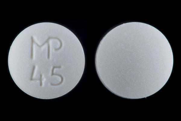 Can metronidazole pill be split in half if can't be swallowed whole during pregnancy?