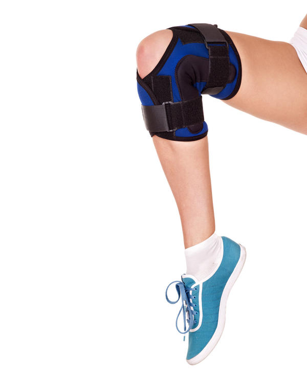 I play volleyball and am experiencing knee pain? What is the next step?