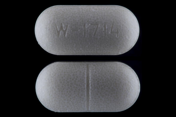 How long does it take lispronil to raise potassium levels while on the medication ?