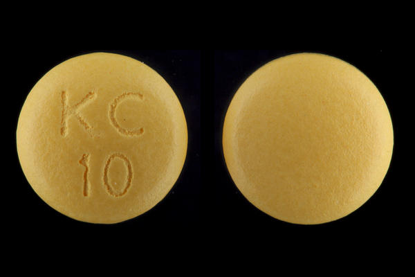 Out of potassium, folic acid, & calcium+vitamin d supplements, which one causes odorous urine?