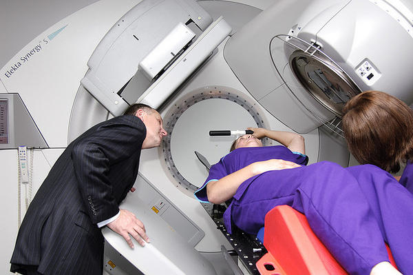 Is the radiation therapy a risky thing to do?
