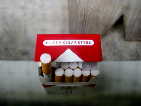 Is nicotine chewing gum effective when trying to quit smoking?