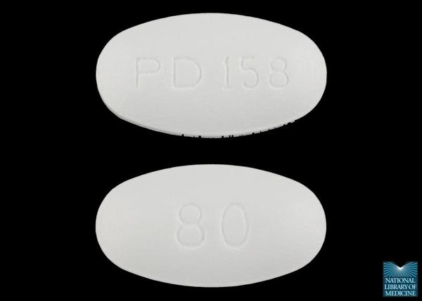 What the difference between atorvastatin 40mg and simvastatin 40mg?
