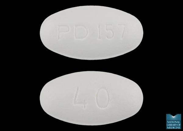 Should one take Lipitor (atorvastatin) when the cholesterol is only 124?