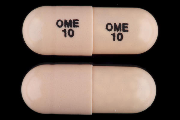 Immediately on takin first dose 10mg omeprazole got chills, frequent urination,bone,joint pain,eye accommodation problem,difficulty finding way,rash,?