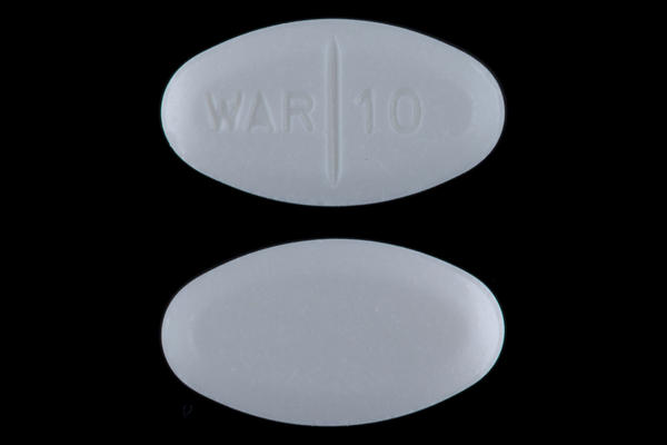 Whats the maximum dosage of coumadin (warfarin)?