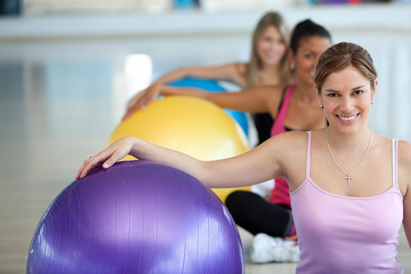 Can girls like me with a high metabolism gain weight by exercising? ?