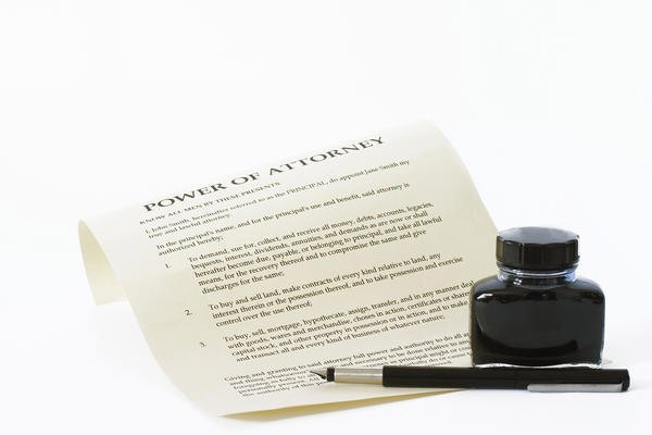 How can I change my durable power of attorney?