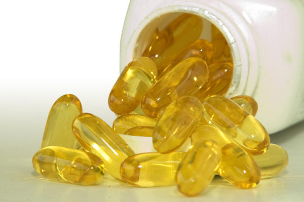 Is fish oil helpful or harmful for the inflammation of the vein?