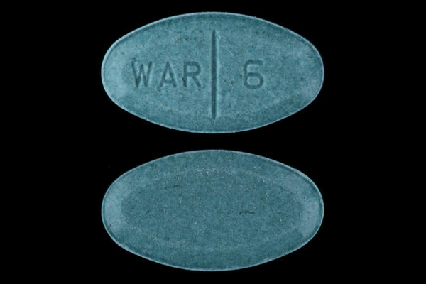 Can warfarin be crushed?