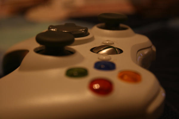 Can video games cause eye irritation?