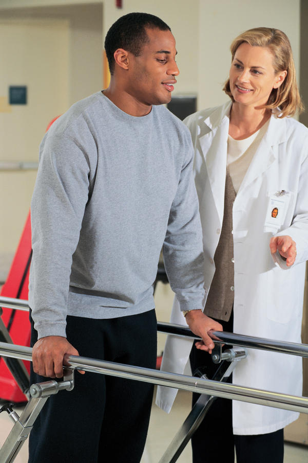 What is the definition or description of: physical medicine and rehabilitation?