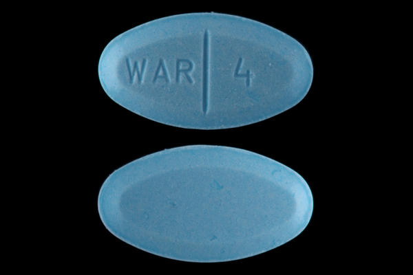 Will warfarin use kill me?
