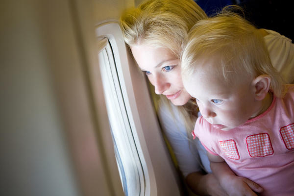 What are some tips for flying with a preschooler?