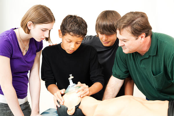 Does american red cross have cpr classes for teens?