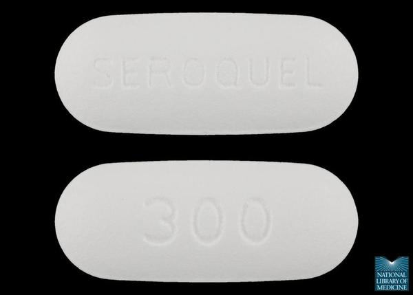 My doctor is weaning me off of seroquel (quetiapine) extended release and is using another medication to avoid withdrawal effects, what medication is used for this?