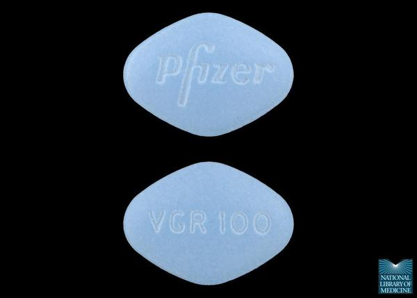 Does viagra (sildenafil) 100mg 4 times per week has negative effect on sperm count and sperm motility causing asthenoteratospermia?