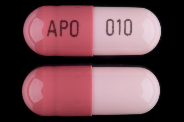 What is an alternative to losec (omeprazole)?