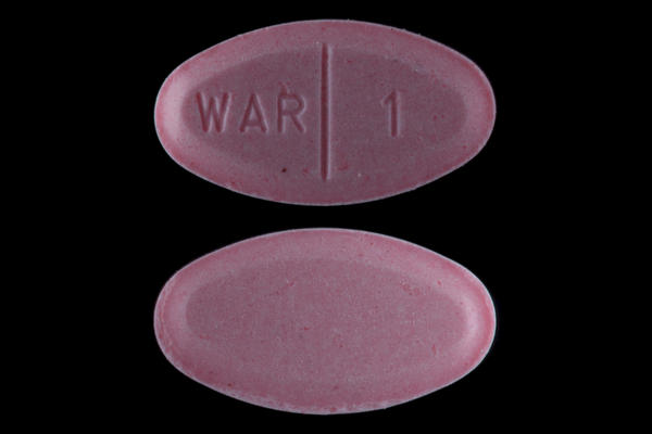 Long term side effects of  warfarin