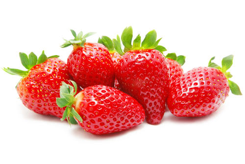 Are there anythings that can ease a strawberry allergy?