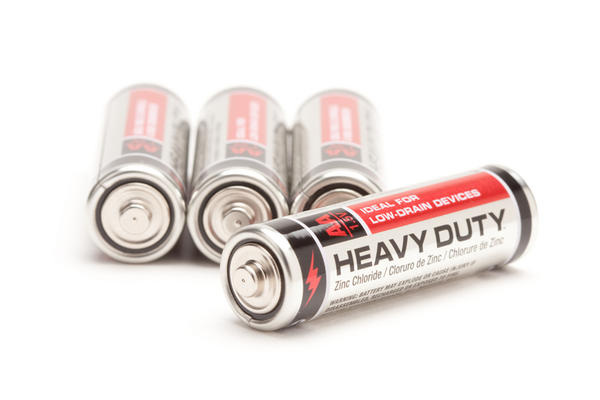 What would happen if I swallowed a aa battery?