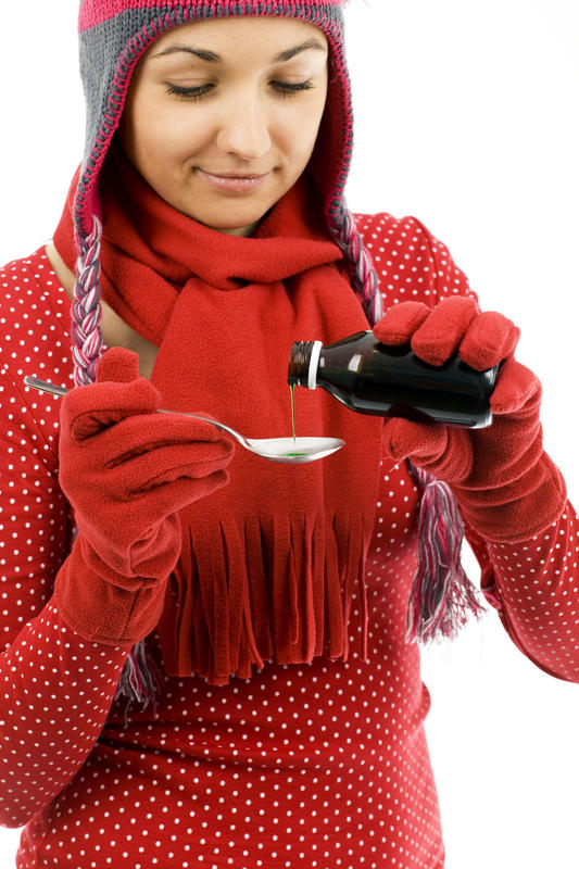 Is it okay to mix cough medicine with diclofenac?