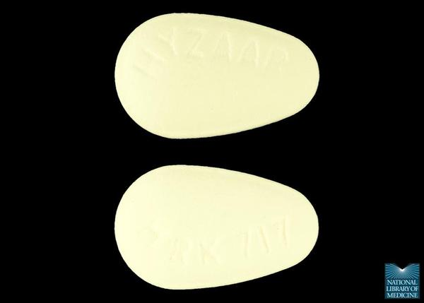 Is there a way to identify hyzaar (losartan and hydrocholorthiazide) from generic lorsartan hctz 100/12.5?