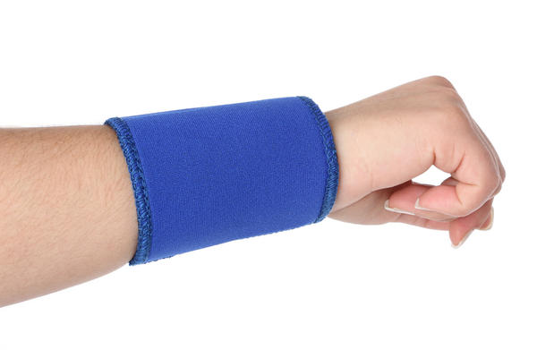 What is the definition or description of: De Quervain tenosynovitis?