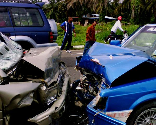 What injuries can be received aa result of a car accident?