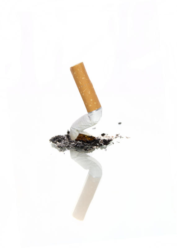 Can smoking cigarettes decrease a mans penis size? And if so, how long would it take for one to see the effects?