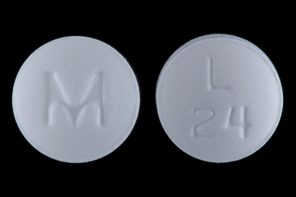 What is Prinivil (lisinopril) used for?