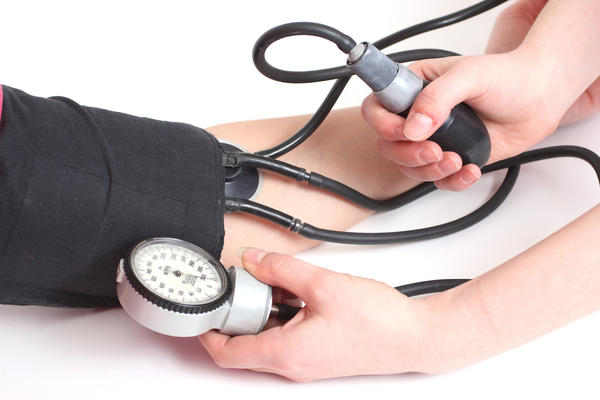 What does it mean to have occasional high blood pressure and what can be done for it until you see a doctor?