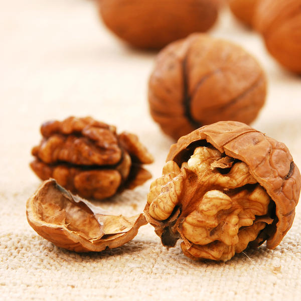 What happens when a person with a nut allergy eats a nut?