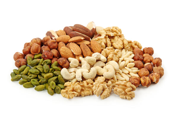 What are healthy things to eat for snax with a tree nut allergy?