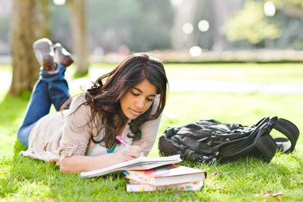Can stress cause a reading disorder in young adults?