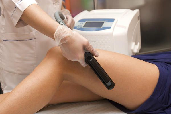 After laser hair removal developed what look like tiny skin growths that haven't gone away after 3 months, what can they be?