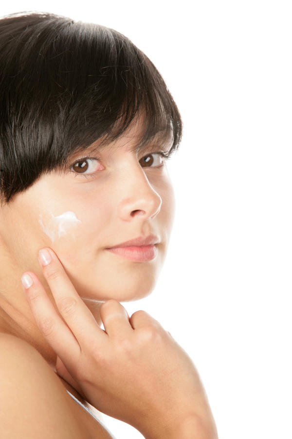 What is the best natural cure of red skin and acne?