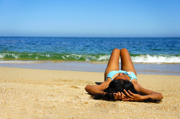 Can spray tan prevent sunburn?