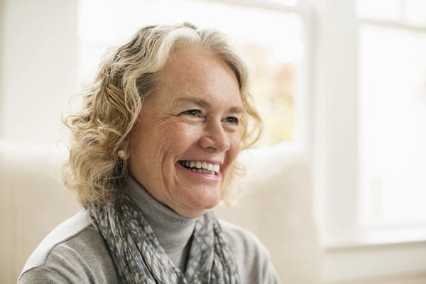At what age do women go through menopause?