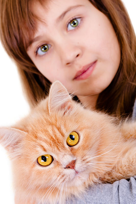Can you have contact allergies (itchy skin) from one cat and not another?