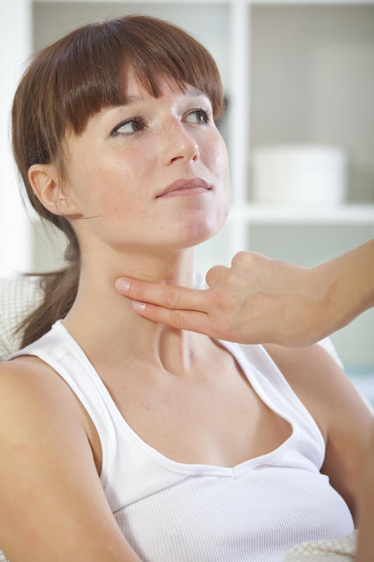How long are you at risk during a thyroid storm?