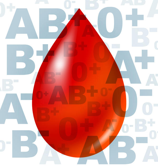 How can you tell if a newborn with blood group o has antibodies for both a and b antigen?